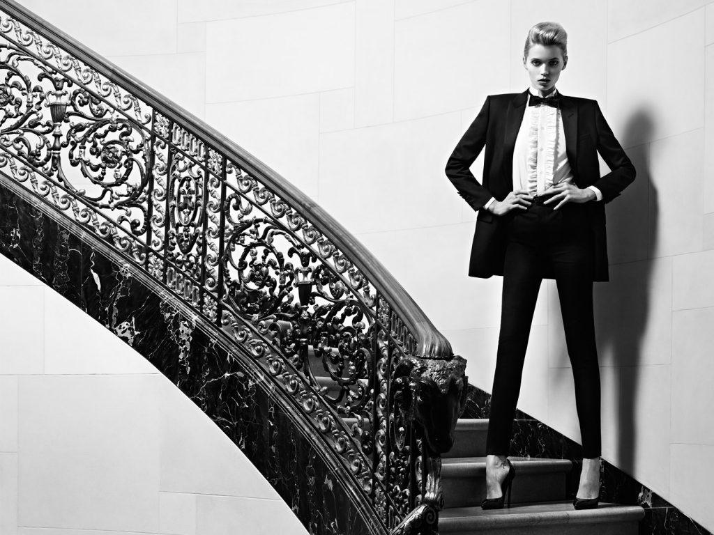 Yves Saint Laurent - Passaporte Fashionista